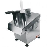 Groentensnijmachine, tafelmodel R.V.S., 265x530xh490/870