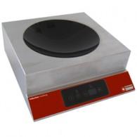 """Inductieplaat """"wok"""" 3,5 kW, tactiele toetsen, 390x430xh160"""
